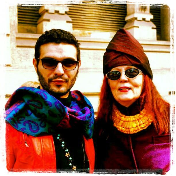 Me and Rink Olga (Haute-pepper.com)